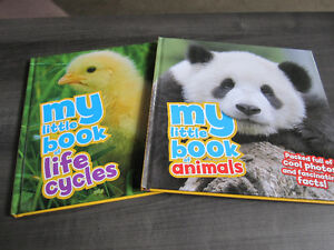 Kids  BooksMy little book of life cyles,M L Book of Animals, Kitchener / Waterloo Kitchener Area image 1