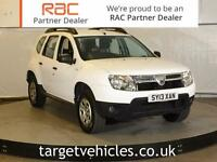 2013 DACIA DUSTER 1.5DCI 110 BHP 4X4 AMBIENCE ~1 OWNER FROM NEW~