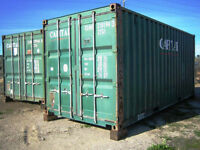 20' International Shipping Containers FOR SALE