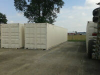 Storage Containers for rent in Tillsonburg