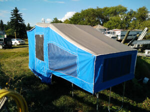 TimeOut camping trailer