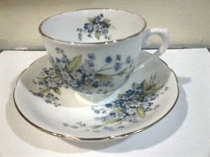 Stanley Fine China Cup & Saucer