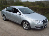 Volkswagen Passat 2.0TDI DPF ( 170PS ) Sport In Silver , 6 Speed G/box