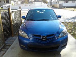 2009 Mazda Mazda3 Sport Hatchback