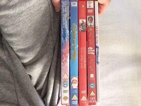 Christmas DVD bundle