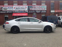 Ford Fusion Winter Tire & Wheel packages sale @ Auto Trax City of Toronto Toronto (GTA) Preview