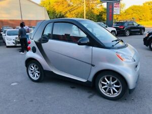 Smart fortwo Auto-Air-Toit-Int Rouge-Econo-Jamais Accidentée 200