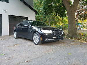 2011 BMW 535 Gran Turismo Executive Hatchback