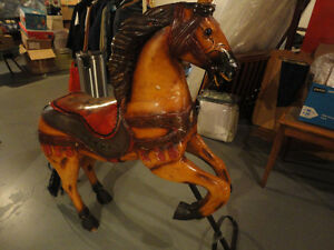 carousel horse Cambridge Kitchener Area image 1