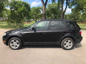 2007 BMW X3 - Safetied! AWD! Heated steering! Moonroof! $8495!!!