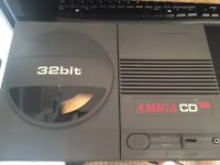 Swap my Amiga cd32 console for SNES nes mega drive