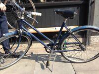 BSA Roadster Bike for collectors
