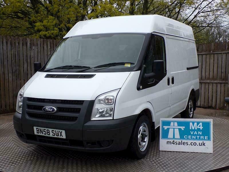 3b5fa30a7754f0 Ford Transit 85 T280 SWB FWD Panel Van 2.2 Manual Diesel. Swindon