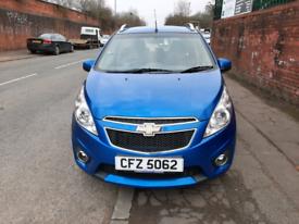 Chevrolet Spark 1.2 LT 5dr, Hatchback, low mileage, £30 Road Tax