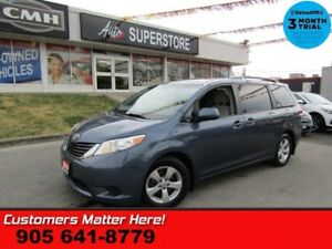 2014 Toyota Sienna LE  8-PASS CAM PWR-SLIDERS PWR-SEAT REAR-AC B