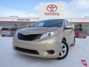2011 Toyota Sienna V6 CE 7-PASS CLEAN CARPROOF