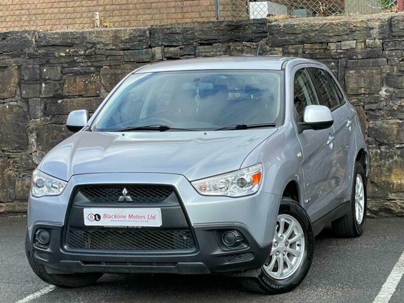 2013 Mitsubishi Asx 1.6 2 5dr SUV Petrol Manual