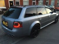 Rs6 450-480bhp faster m3 rs4 s4 s3