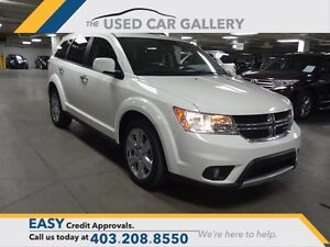2013 Dodge Journey R/T AWD Everyone Approved