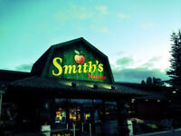 Smiths Market Hiring Students Part Time