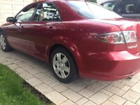 2007 Mazda 6 REDUCED FOR QUICK SALE!