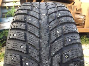 Nokian  Hakkapeliitta P225 /50 R16  16x7.0 - Tires with Rims