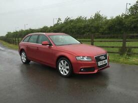 Audi A4 Avant 2.0TDI 2009 SE finance available from £35 per week