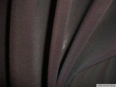 0,5 Lfm Miederstoff 4,99€/m² schwarz 200cm breit  KC52