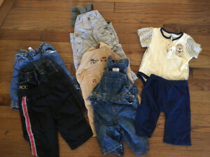 3 - 6 Month Boys Lot