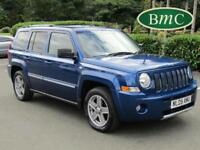 2009 Jeep Patriot 2.0 CRD Limited 4x4 5dr