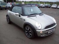 Rare 2007 Mini One 1.6 Sidewalk convertible Limited edition At NI Car Auctions