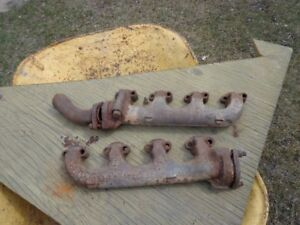 ford exhaust manifolds