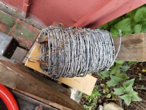 small roll Barbed Wire