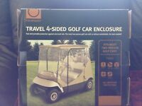 Golf buggy cover