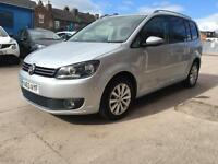 2014/63 Volkswagen Touran 2.0TDI ( 140ps ) DSG BlueMotion Sport