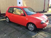 2003 - seat Arosa 1.4 tdi - SUPER CHEAP runner / same as Lupo tdi