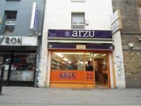 Large Shop Available Located Only 5 Min Walk to Shoreditch Stn *TO LET*