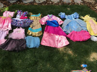 2-6 year old dress up clothes