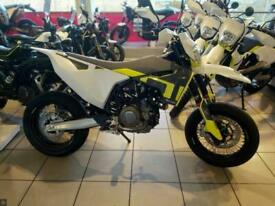 2020 HUSQVARNA 701 SUPERMOTO, NOW WITH RIDE MODES AND QUICK SHIFT