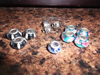 925 CHARMS for bracelets - any two for $5 or BEST OFFER FOR ALL