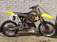 RM 125 cc MINT MAY PX