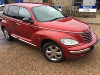 2004 '54' Chrysler PT Cruiser 2.0 AUTO Limited. Petrol Automatic Quirky. Px Swap