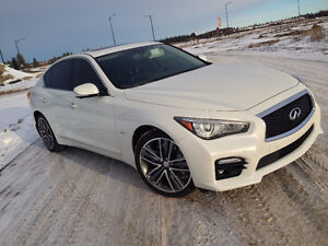 2016 Infiniti Q50S Lease Takeover