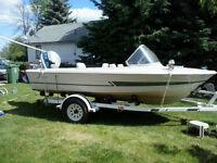 *REDUCED* 1981 Larson, 115 Horsepower, 14' Powerboat