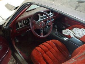 1980 Pontiac Trans Am Coupé (2 portes)