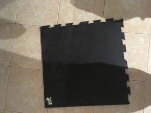 Gym mats for sale.