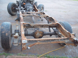 Southern f 150 frame and motor