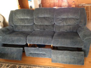 Palliser Couch & Love Seat for sale