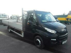 2016 IVECO DAILY 70C17 EURO 6 ULEZ 7.2TON HGV ALLOY DROPSIDE TRUCK LORRY TRUCK D
