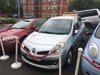 Renault Clio 1.6 VVT ( 111bhp ) ( a/c ) auto Expression - Silver - MOT Rac Check